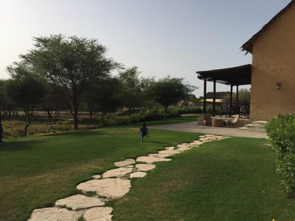 Live life with Nature: Anantara Al Sahel Villa Resort in Sir Bani Yas Island