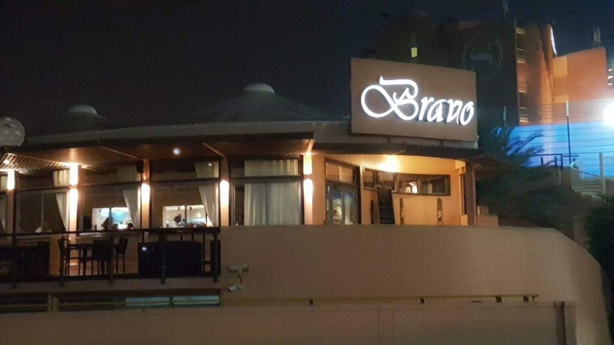 INVITED REVIEW: Bravo for Bravo - Sheraton Abu Dhabi Corniche