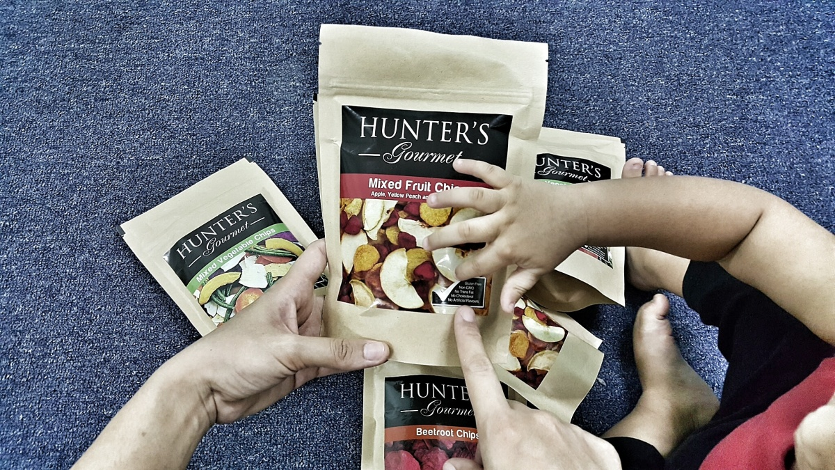 FREE EVALUATION: Hunt for the Hunter's Gourmet of Hunter Foods!