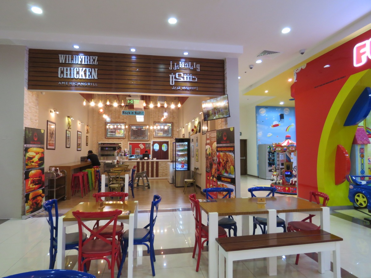 INVITED REVIEW: Wildfirez Grill Abu Dhabi