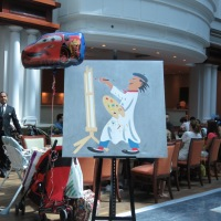 INVITED REVIEW: The Art of Brunch in Movenpick Hotel - Bur Dubai
