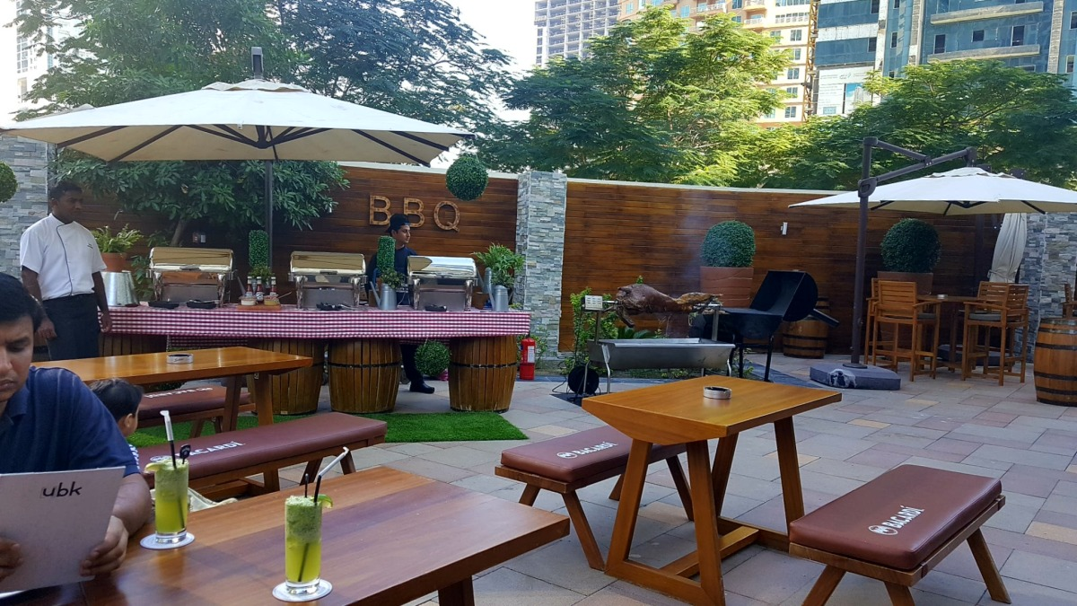 INVITED REVIEW: UBK has hitted the Friday Brunch too! (Movenpick Hotel JLT)