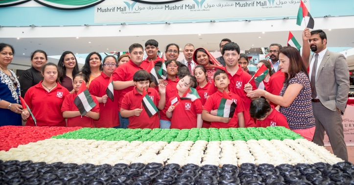 Bloomsbury's and Special Care Center celebrates UAE's 45th National Day with 45 cakes depicting celebrations of life 2.jpg