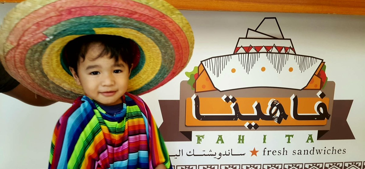 INVITED REVIEW: If you're in Sharjah you don't have to travel far for Mexican food!