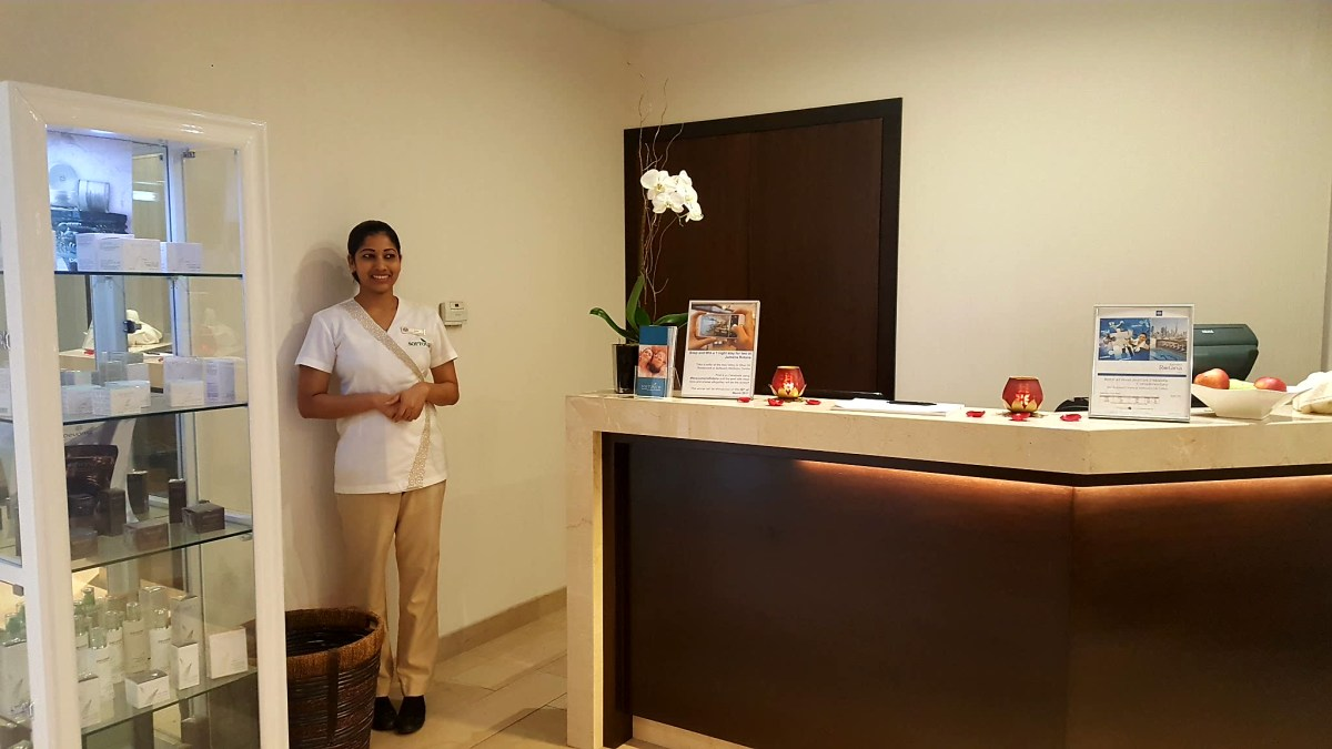 INVITED REVIEW: Softouch Spa in Jumeira Rotana