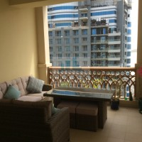 Stunning 2BR for RENT in Marina Residences, Palm