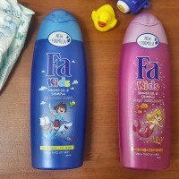 Free Evaluation: FA Kids Shower gel & Shampoo in New Formula