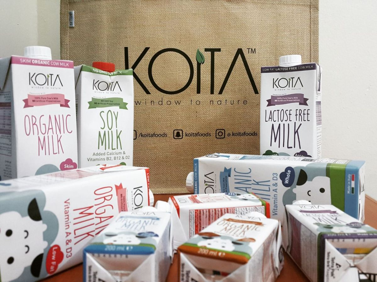 Koita launches Milkman Delivery service across UAE and KSA 20% off all products purchased online in the UAE